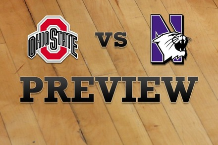 Ohio State vs. Northwestern: Full Game Preview