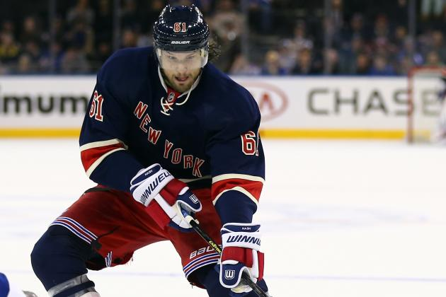 McDonagh to Return Tonight, Nash Game-Time Decision