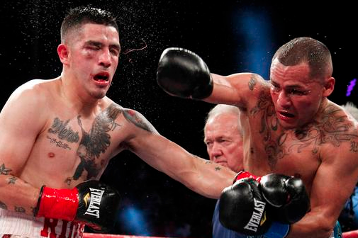 Rios: I Plan to KO Alvarado Again