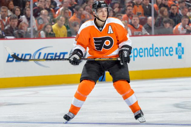 NHL Trade Rumors: Why the Philadelphia Flyers Should Trade Danny Briere