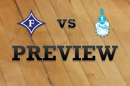 Furman vs. Citadel: Full Game Preview
