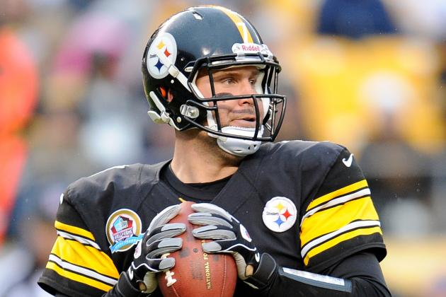 Steelers Restructure Ben Roethlisberger's Contract to Free Up Cap Space