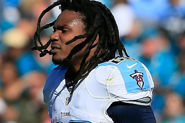 Chris Johnson: Titans Must Rebuild Their Offensive Line