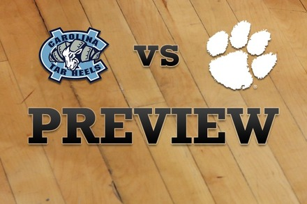 North Carolina vs. Clemson: Full Game Preview