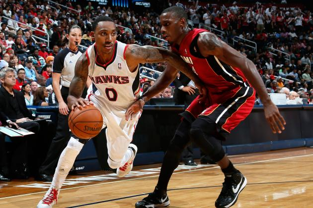 Hawks Get Different Skill Set from Harris, Teague