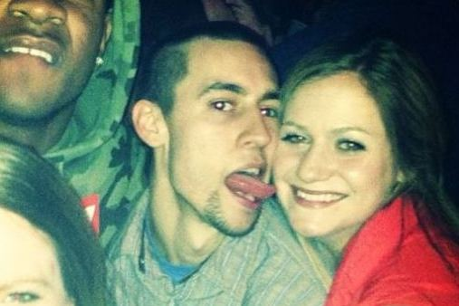 Marshall Henderson Licking Face at Ole Miss Party [PHOTOS]