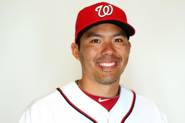 Kurt Suzuki Keeps Nationals Teammates Smiling