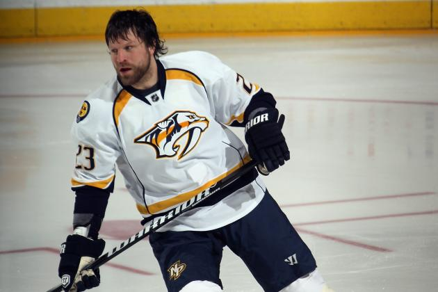 Predators Trade McGrattan to Calgary