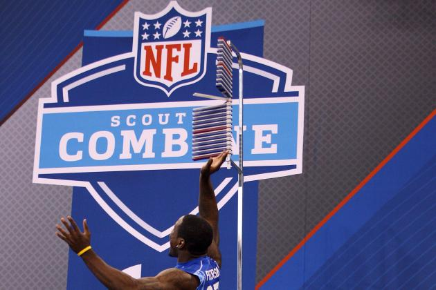 NFL Draft 2013: Combine Studs Who Have Solidified a First-Round Selection