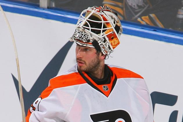Flyers Place Michael Leighton and Tom Sestito on Waivers