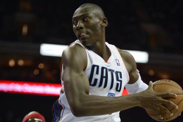 Bobcats' Biyombo Benefits from Team Vets