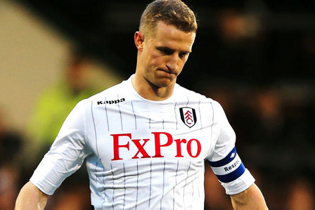 Fulham Boss Martin Jol Hopes Brede Hangeland Will Sign New Deal