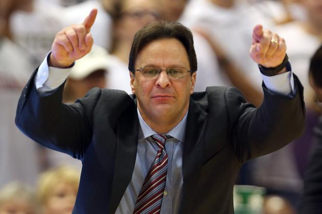 HD Video: Tom Crean Reacts to Loss at Minnesota