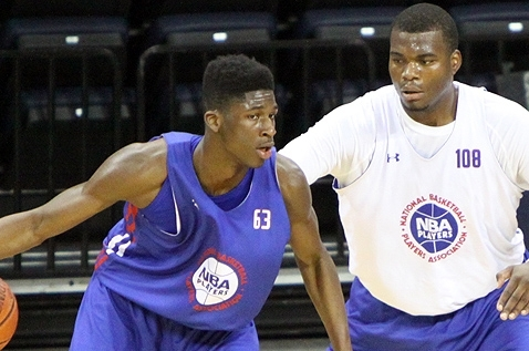 Terps in Pursuit of 2014 Center Goodluck Okonoboh