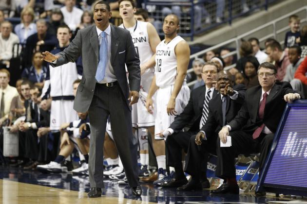 Chris Elsberry: No One Ever Thought Ollie, UConn Could Pull This Off