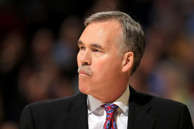 Mike D'Antoni Admits to Scoreboard Watching