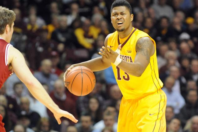 Gophers Find Bench They Need