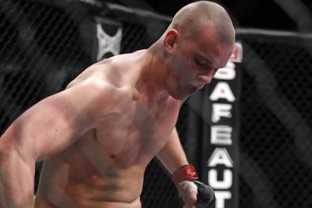 Stefan Struve Standing Tall: 'I Can Beat Anybody in the World'