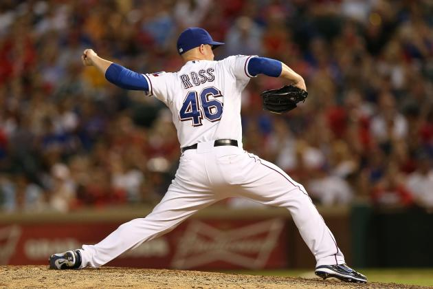 Robbie Ross Aiming for Last Rotation Spot