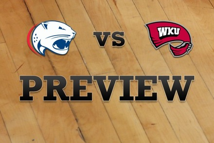 South Alabama vs. Western Kentucky: Full Game Preview