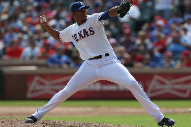 Rangers Not About to Ignore Ogando''s Early Struggles