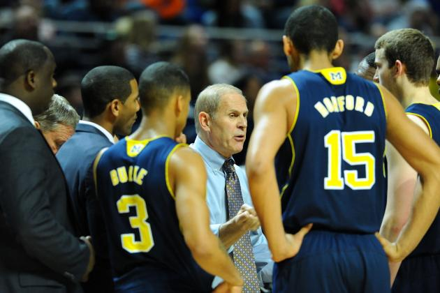 Wolverines Say Whistles Didn't Go Their Way in Loss vs. Penn State