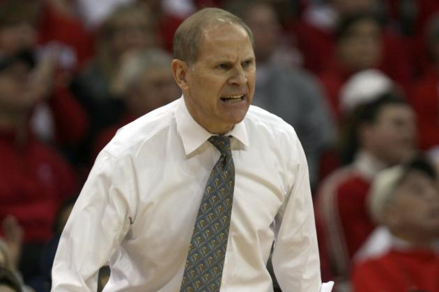Michigan's John Beilein Trying to Avoid Burning Out Trey Burke