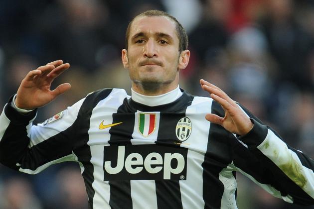 Juve Name Napoli Squad
