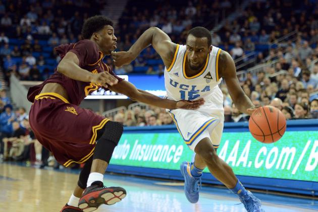 UCLA's Shabazz Muhammad Has Minor Ankle Sprain