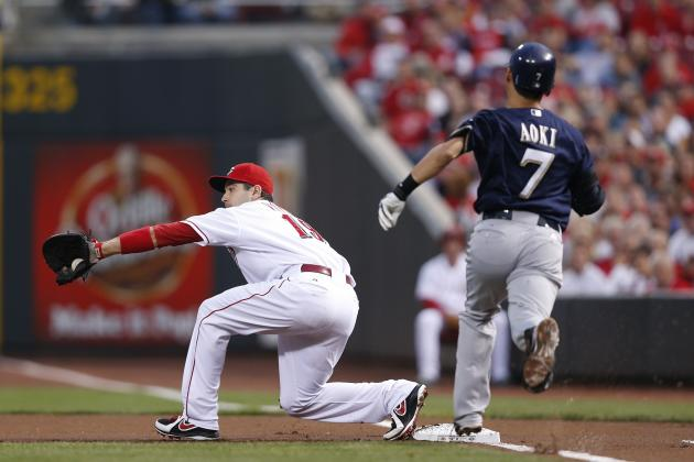 2013 Preview: Brewers vs. Reds