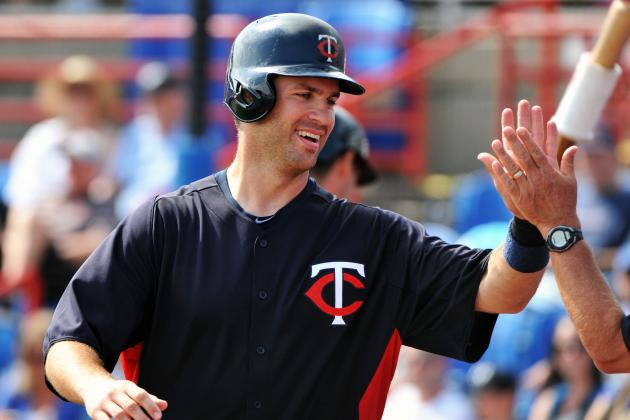 Joe Mauer to Father Actual Minnesota Twins