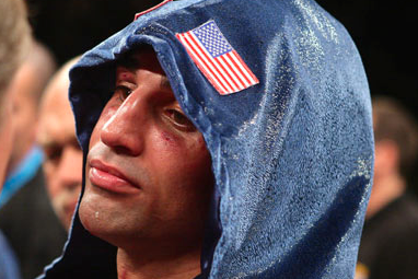 Malignaggi-Chaves Bout Terminated