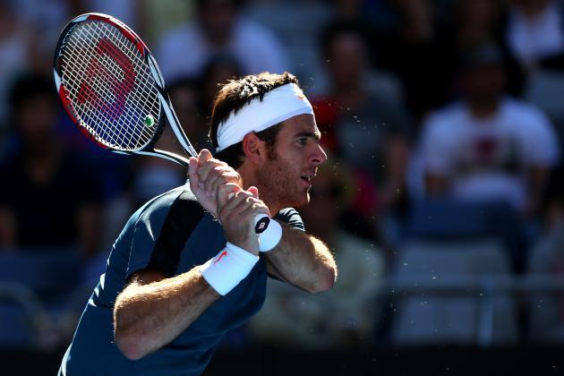 Djokovic, Del Potro Reach Dubai Semifinals
