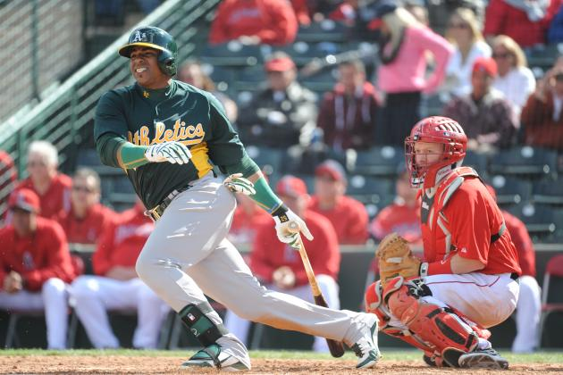 Oakland A's Impressed with Yoenis Cespedes' Toughness