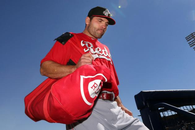 Joey Votto Still Unsure About World Baseball Classic