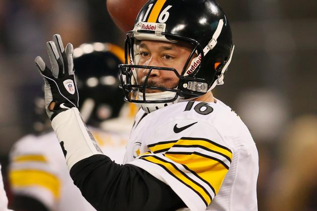 Charlie Batch Plans to Return to Pittsburgh