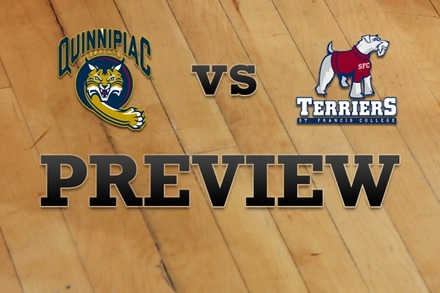 Quinnipiac vs. St. Francis (NY): Full Game Preview