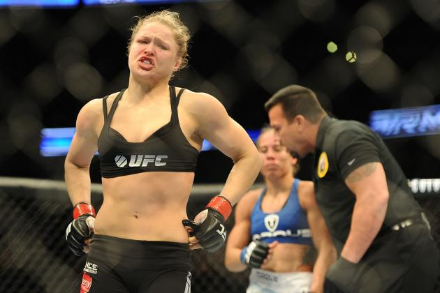 Ronda Rousey: Superstar Brings in Big Bucks for UFC