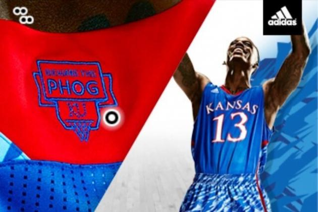 Adidas' March Madness Uniforms Met with White House Petition