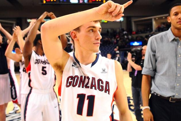College Basketball Top 25: Gonzaga Bulldogs Deserve to Be Top Team in the Nation