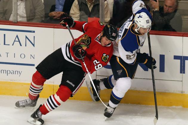 Chicago Blackhawks: 6-Game Winning Streak on the Line in Battle with Blues