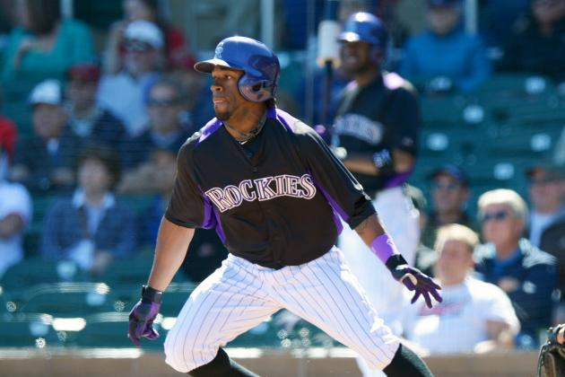 Eric Young Gives Rockies Options on Offense and Defense