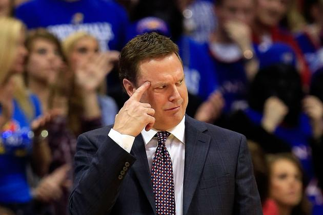 Cliff's Notes: Bill Self Press Conference