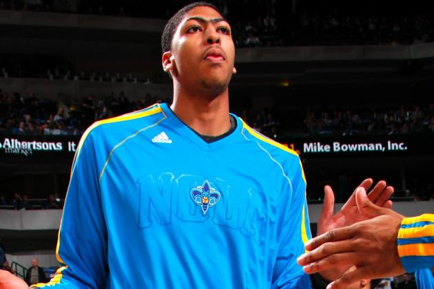 Are New Orleans Hornets Being Too Cautious with Anthony Davis?