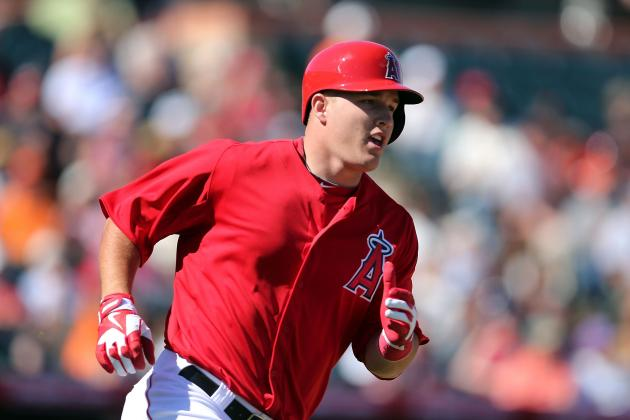 Angels Star Mike Trout Unfazed by Probable Contract Renewal