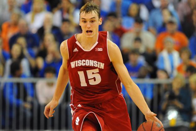 UW's Sam Dekker Making a Big Debut