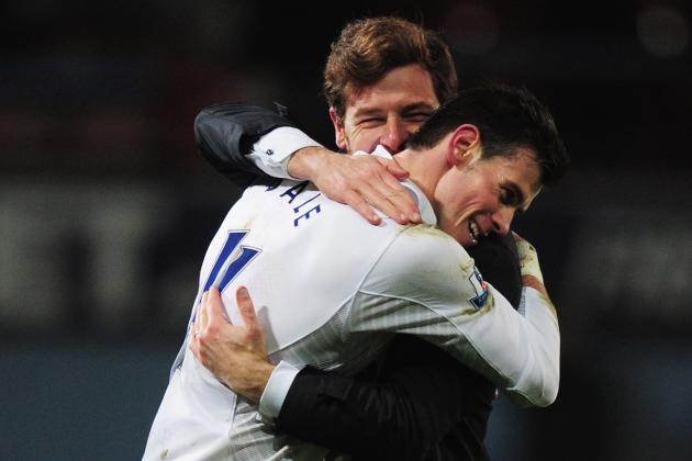Bale Lifts the Lid on How AVB's Rule Differs from Redknapp's