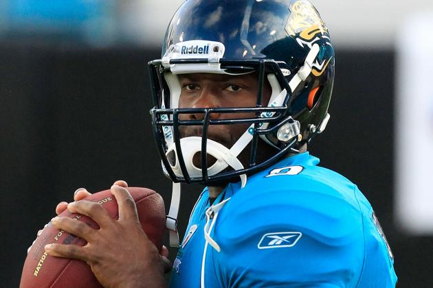 Source: Jets Work out Free Agent QB David Garrard