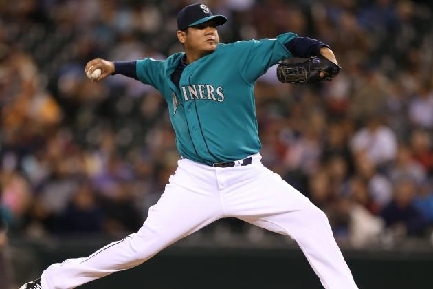 Felix Hernandez to Make Cactus League Debut Late Next Week