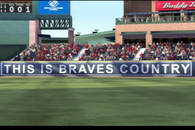 MLB 13 The Show Continues To Shine With Their Attention To Visual Detail
